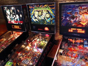 Games at Replay Beer & Bourbon