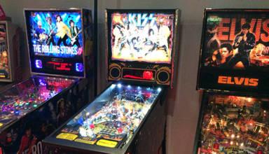 The Silver Ball Planet Pinball Arcade