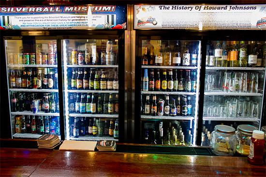 Bottled beverages