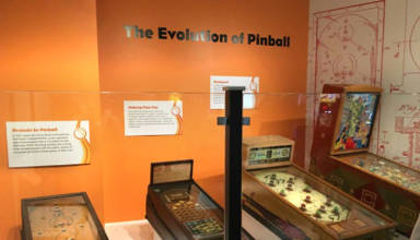 Illustrating pinball's evolution
