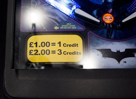 Game pricing