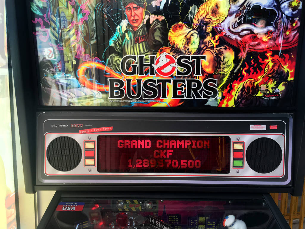 A new Grand Champion