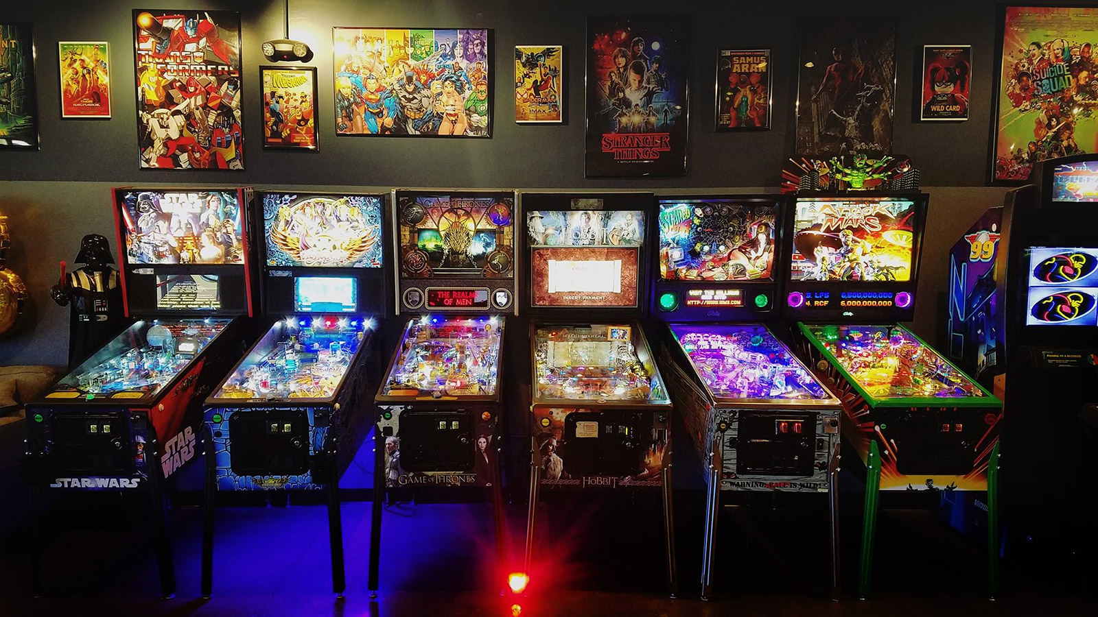 TOKEN GAME TAVERN – Welcome to Pinball News – First & Free