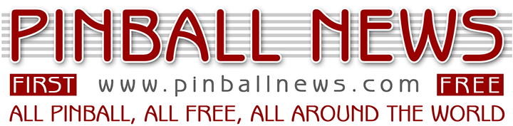 Welcome to Pinball News – First & Free