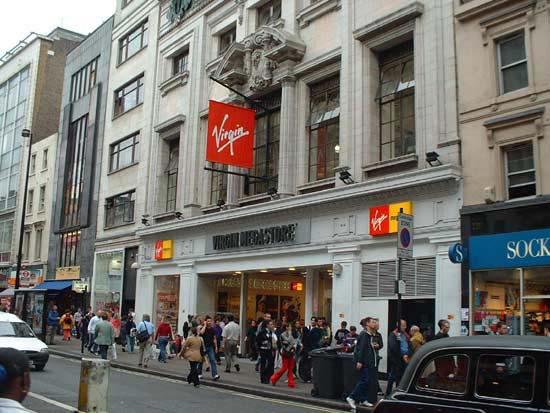 Shoe Shops Tottenham Court Road